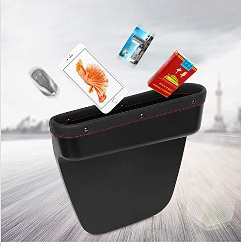 SKINGO Compartiment de Rangement pour siège Auto Compartiment matelassé Compartiment Espace boîte de Rangement pour Voiture Prise étanche boîte de Rangement intérieur