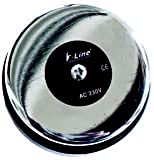 Fenoplastica materiales varios - Timbre campana mini buzzer diámetro 6,5cm