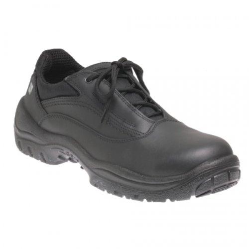 Chaussures de sécurité S3Jalas® 1335plein cuir noir Chaussures de travail Noir