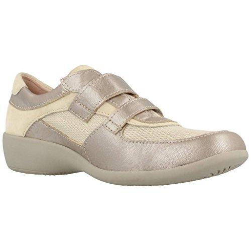 Lacci scarpe per donna, colore Beige , marca STONEFLY, modello Lacci Scarpe Per Donna STONEFLY SUMMER PASEO 15 Beige Beige