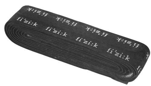 fizik Lenkerband Soft Touch, schwarz silber