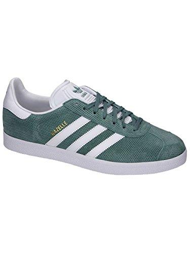 adidas Gazelle Scarpa verde bianco