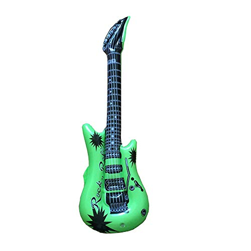 Aofocy Centímetro Inflable Guitarra 1 x 106 - El Color Debe