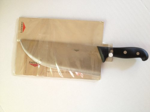Paderno Messer-Hälfte Schuss cm 28 Heavy Butcher`s cm - Professional Knife Butcher