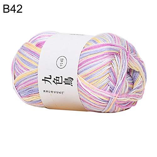 für Babykleidung, Schal, Mütze, Handschuhe, Pullover, gewebtes Material B42 ()