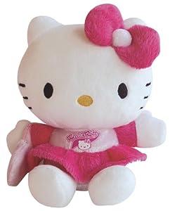 Jemini 022599-Peluche-Hello Kitty Impact Bean Bag Pompom-14cm