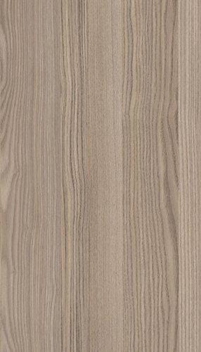 Wohnwand DUCHESS – Weiß / Avola – TV Lowboard mit Regale / Wandboard in modernem Design - 5