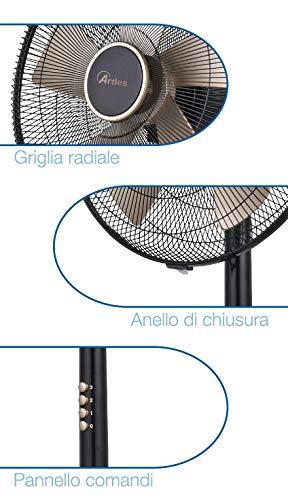 Zoom IMG-2 ardes ar5d41pb eldorado 41pb ventilatore