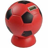 Un modo simpatico, facile ed organizzato per custodire i vostri risparmi! Parliamo di un salvadanaio elettronico con display lcd a forma di palla da calcio che svolge una funzione di conteggio/valore delle monete, ogni qualvolta che inseriret...