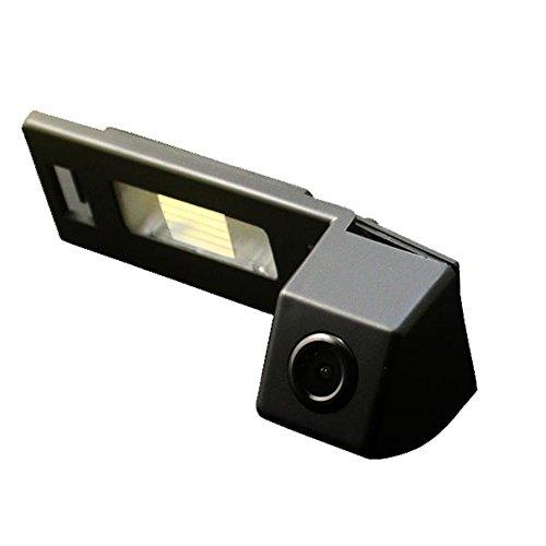 HDMEU Assistance de Stationnement de Véhicule de Kit D'appareil-photo D'inverse de Voiture avec Vision Nocturne Imperméable D'IP67 pour A1 A4 B8 A5 5D S5 TT Roadster Q5 RS Coupe Cabriolet