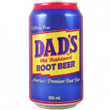 Dad's Root Beer (355ml) 6er cans