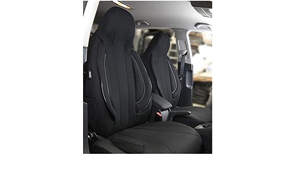 Maß Sitzbezüge Kompatibel Mit Citröen C1 1 Gen Fahrer Beifahrer Ab 2005 2013 Farbnummer Pl403 Baby