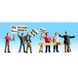 Manifestanti 6 Personaggi N
