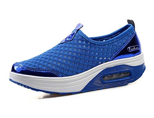 Gfone Azul Tornozelo strappy Tornozelo Senhoras Azul Gfone Gfone strappy Senhoras Tornozelo Senhoras AwAUOTWrq