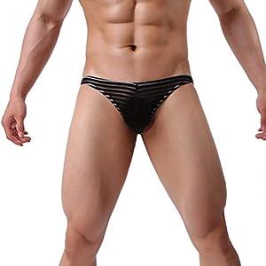 41XbLM%2BIAoL. SS300  - Overdose Ropa Interior Hombre Transparente Hombres Bóxer Calzoncillos Pantalones Modales De Fibra De Bambú Ropa Interior Calzoncillos Ropa Interior Hombre Sexy Gay