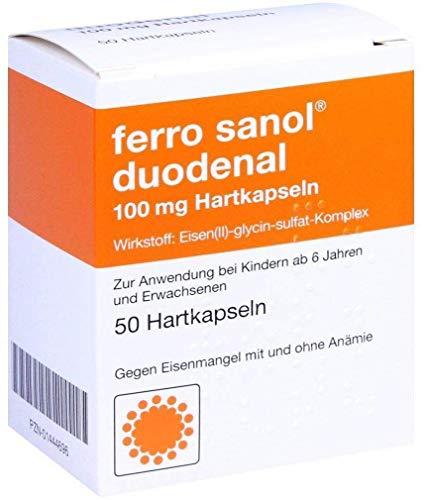 Ferro sanol duodenal 100m 50 stk