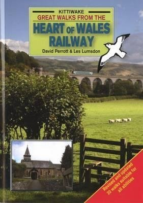 [Great Walks from the Heart of Wales Railway] (By: David Perrott) [published: April, 2013]
