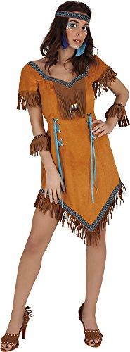 Imagen de rubie's  disfraz de india cherokee, para mujer, talla única s8231