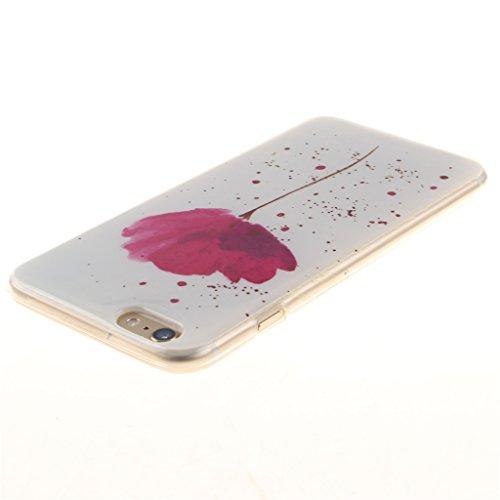 MYTHOLLOGY iPhone 6 Plus Coque, Silicone Doux Case Protection Cover Housse Pour iPhone 6 Plus / 6s Plus 5.5 pouce - TXDW ZSMT