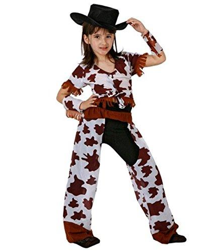 Karneval Kostüm Cowgirl 1