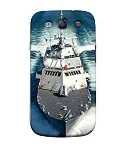 Fuson Designer Back Case Cover for Samsung Galaxy S3 Neo I9300I :: Samsung I9300I Galaxy S3 Neo :: Samsung Galaxy S Iii Neo+ I9300I :: Samsung Galaxy S3 Neo Plus (Girly Girl Women Man Manly Love Valentine Heart)