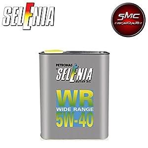 Huile moteur Selénia WR Diesel 5W402lT. (2lT) d'origine pour fiat alfa romeo