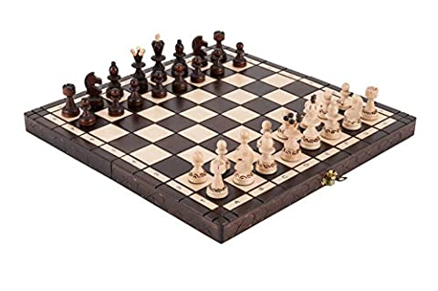 The Small Pearl Chess Set - INSERT