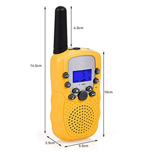 Zoom IMG-3 flybiz walkie talkie ricetrasmittente 8