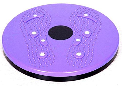 La Aptitud Que Adelgaza La Máquina Giro Placa Twister Cuerpo Magnético De La Aptitud Esculpir Dormitorio Equipos De Oficina Sala De Estar,Purple