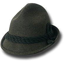 Cappello Tirolese modello originale Jagdhut 55cm ef394ef6abfb