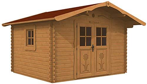 Casetta in legno 3.5x3 LA PRATOLINA di alta qualità La Pratolina...