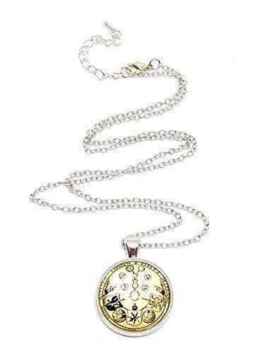 Eclectic Shop Uk Rosenkreuzer Rose Magie Alchemy Hermetische Okkult Amorc Anhänger Silber Halskette
