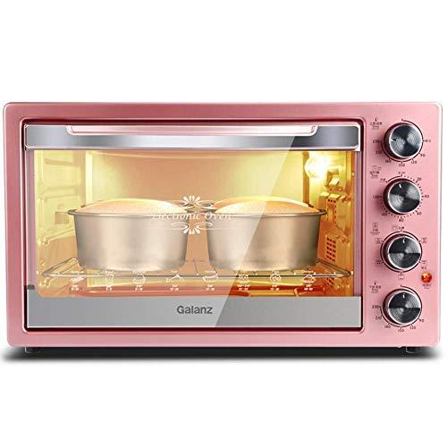 Utensilios cocina 42L múltiples funciones rosado