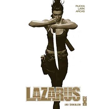 Lazarus - Tome 01 Édition Collector: Pour la famille