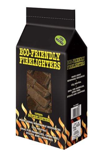 paquet-de-96-allume-feu-fsc-recycl-pour-four-barbecue-feu-de-camp-et-feu-de-chemine