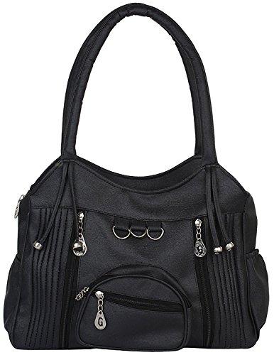 TipTop Women's Handbag(Ckrk120,Black)