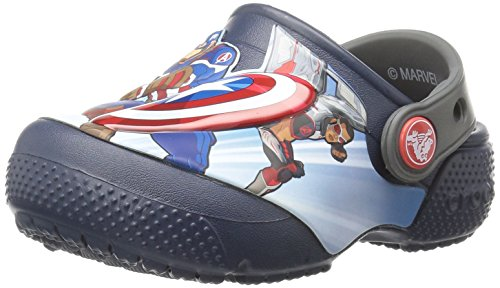 crocs Boy's Crocs Fl Avengers Multi Clog K Clogs