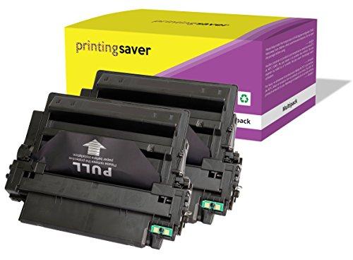 HWARZ Toner kompatibel für HP Laserjet 2400, 2410, 2410N, 2420, 2420D, 2420DN, 2420DTN, 2420N, 2430, 2430DTN, 2430N, 2430T, 2430TN drucker ()