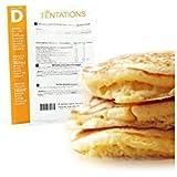 Minceur D - Pancake nature hyperprotéiné - Pochette de 7 sachets NEW MinceurD