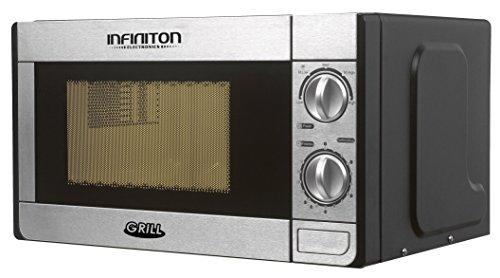 MICROONDAS INFINITON MW-1115 700W CON GRILL INOX.