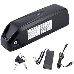Hifeel Batterie Lithium-ION Haute Puissance 36V 15.6AH 561W Pedelec Batterie électrique avec Support