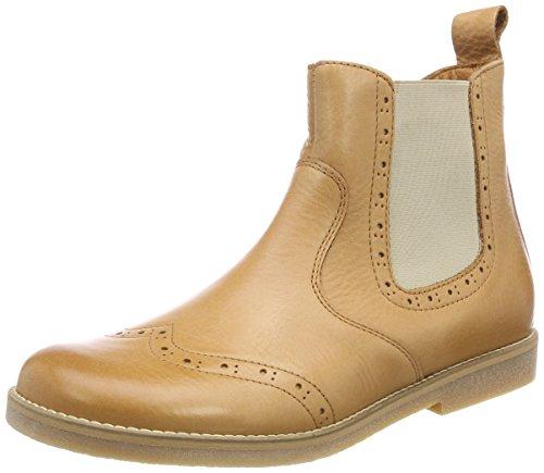 Froddo Unisex-Kinder Children Ankle Boot G3160078-1 Chelsea, Braun (Cognac), 32 EU