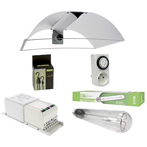 Kit lampe 600W HORTILIGHT + PEARL PRO XL - Agro