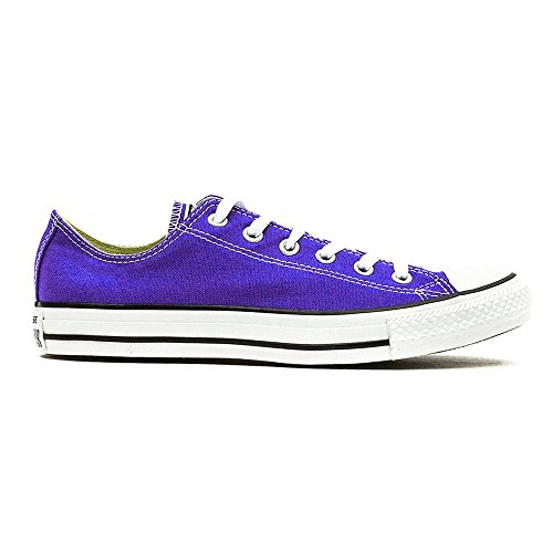 Converse Ctas Core Ox, Baskets mode mixte adulte Violet (Violet)
