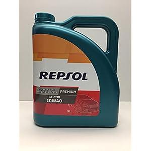 Aceite Repsol Premium gti/tdi 10w40 5 ltr. pas cher