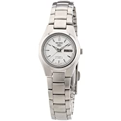Seiko Women's Automatic Watch Seiko 5 SYMC07K1 with Metal Strap