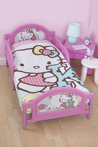 Hello Kitty Stitch Junior housse de couette