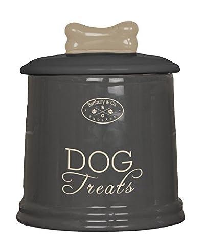 Banbury & Co Pot friandises pour chien en céramique
