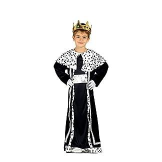 Guirca Disfraz de Rey Mago Melchor para niño