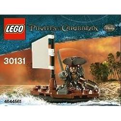 LEGO Piratas del Caribe: barco pirata de Jack Sparrow.